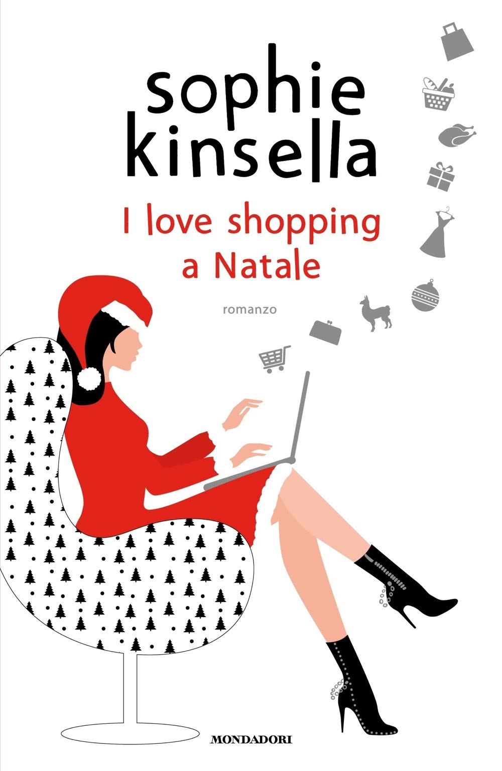 recensione i love shopping a natale sophie kinsella