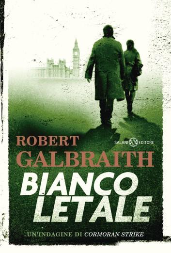 recensione bianco letale di robert galbraith